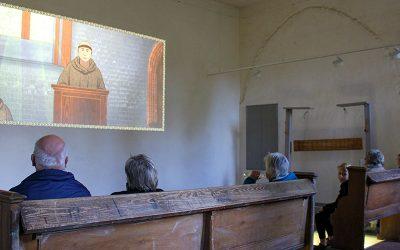 """""""Der geistliche Alltag im Kloster Chorin"""" – Animationsfilm im Kapitelsaal"""