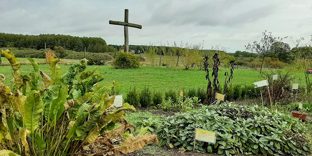 Bibelgarten Serwest / Ökohof Engler