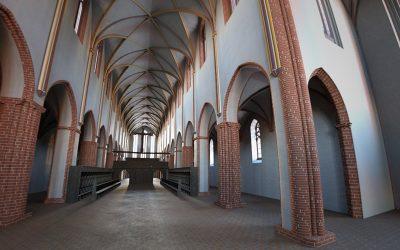Kloster Chorin 3D – Rundgang via App