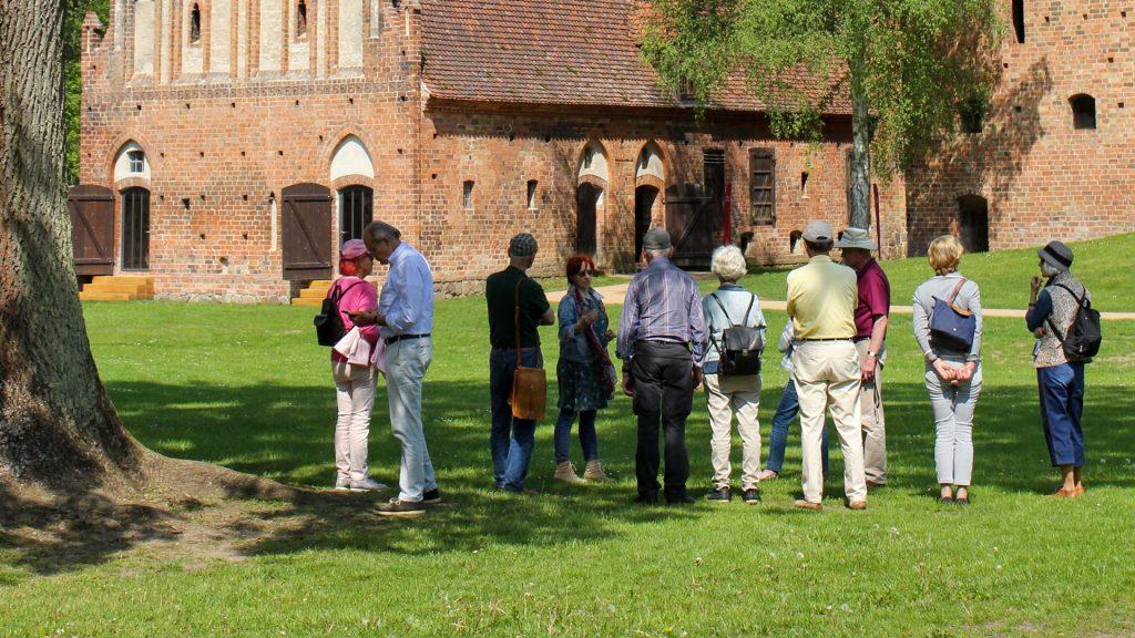 Kloster Chorin - Führungen