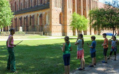 Kloster AG für SchülerInnen der 3. bis 6. Klasse