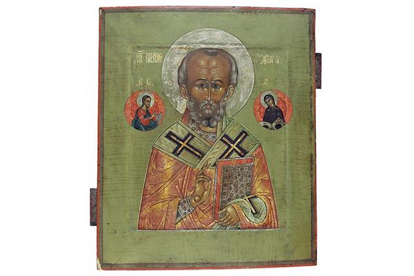 Kloster Chorin - Sonderausstellung Ikonen