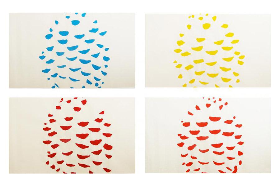 Zeitgenössische Kunst - Ina Abuschenko-Matwejewa