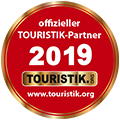 Partnersiegel TOURISTIK.ORG