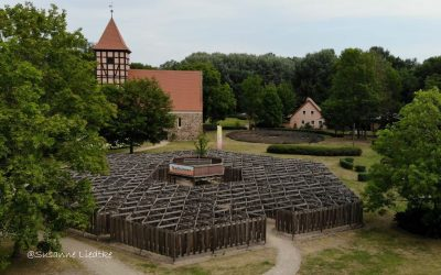 Malchower Labyrinthpark