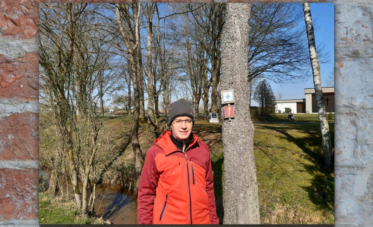 Achim Wicker, Martinusweg