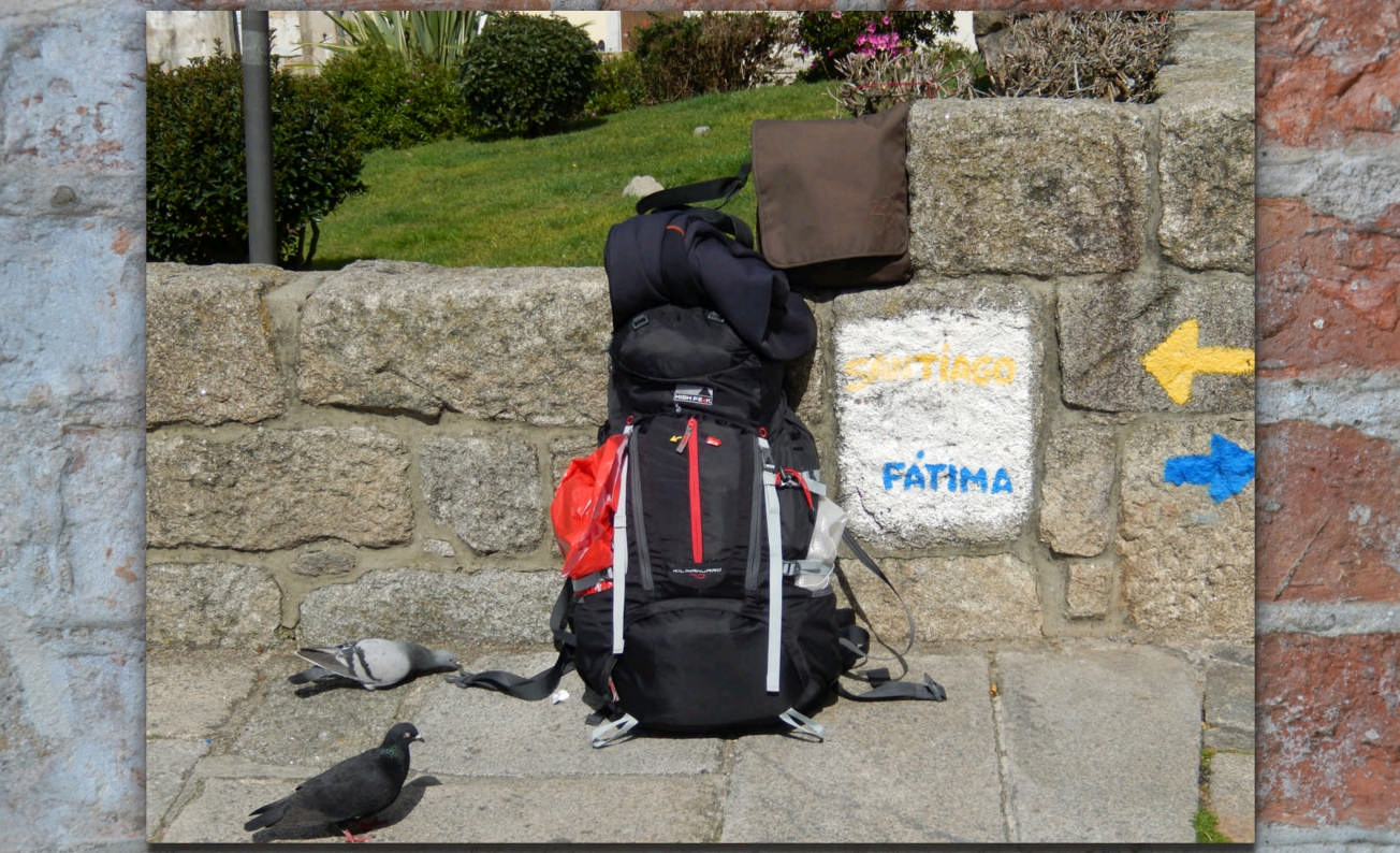 Martin Dexheimer, Camino Portugues