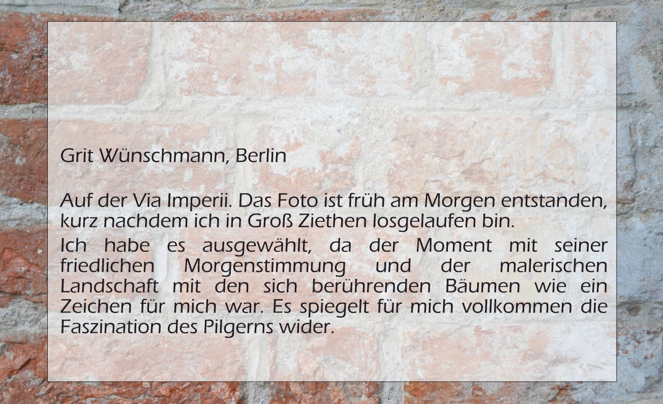 Grit Wünschmann, Morgenstimmung